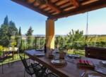 te koop vrijstaande woning met tuin en zeezicht le marche mombaroccio 4