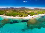 Cala,Ginepro,Beach,On,Sardinia,Island,,Sardinia,,Italy,,Europe.