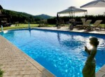 villa in Bubbio Piemonte te koop