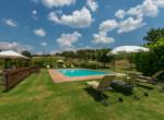 landhuis zwembad zuid toscane te koop 9