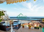 Penthouse te koop in Imperia - zeezicht - Liguria 3