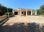 San Vito dei Normanni af te werken villa in Puglia te koop 1