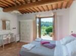 Toscane stenen landhuis met zwembad te koop bij Volterra 12