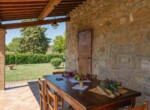Toscane stenen landhuis met zwembad te koop bij Volterra 7