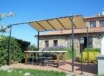vakantie-accommodatie met zwembad bij Volterra - Toscane te koop 10