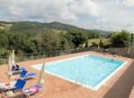 vakantie-accommodatie met zwembad bij Volterra - Toscane te koop 11