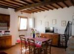 vakantie-accommodatie met zwembad bij Volterra - Toscane te koop 17