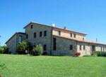 vakantie-accommodatie met zwembad bij Volterra - Toscane te koop 2