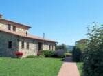 vakantie-accommodatie met zwembad bij Volterra - Toscane te koop 6